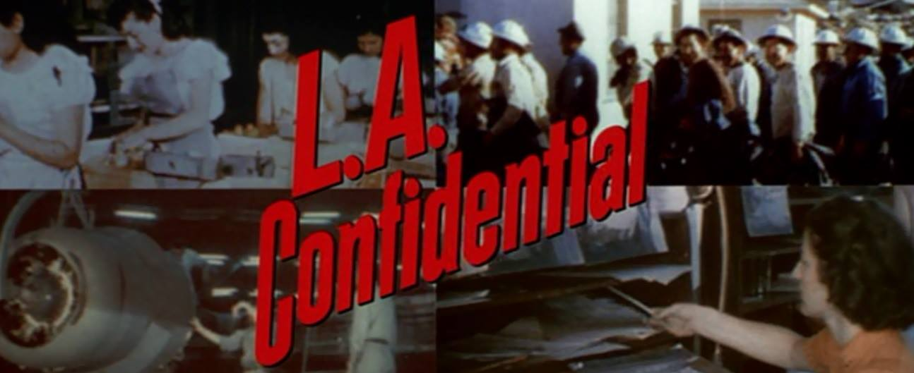 CURTIS HANSON'S L A  CONFIDENTIAL — A REVIEW BY NICK CLEMENT