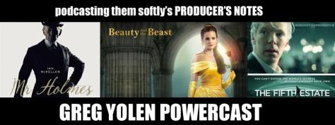 YOLEN POWERCAST