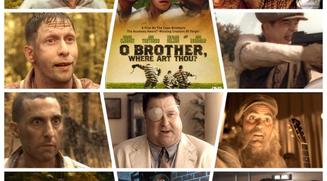 O Brother Where Art Thou? -A Review by Nate Hill