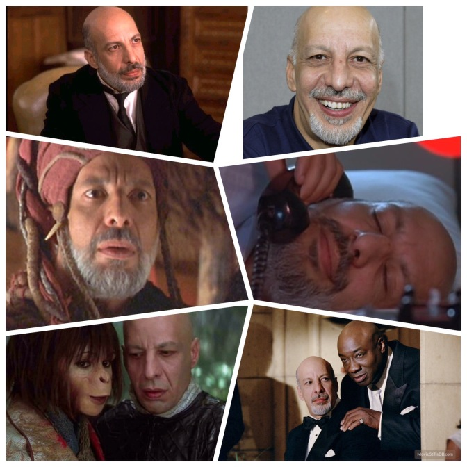 Playing Elektra's Father and encountering The Mummy: A chat with actor Erick Avari