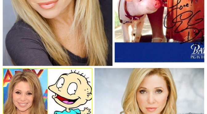 Babe Pig, Rob Zombie and Tommy Pickles: A chat with actress E.G. Daily – By Nate Hill