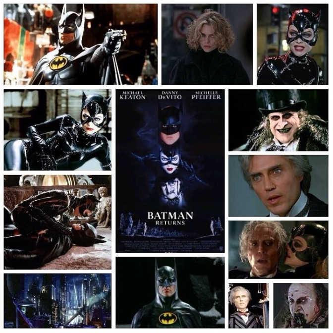Tim Burton's Batman Returns: A Review By Nate Hill