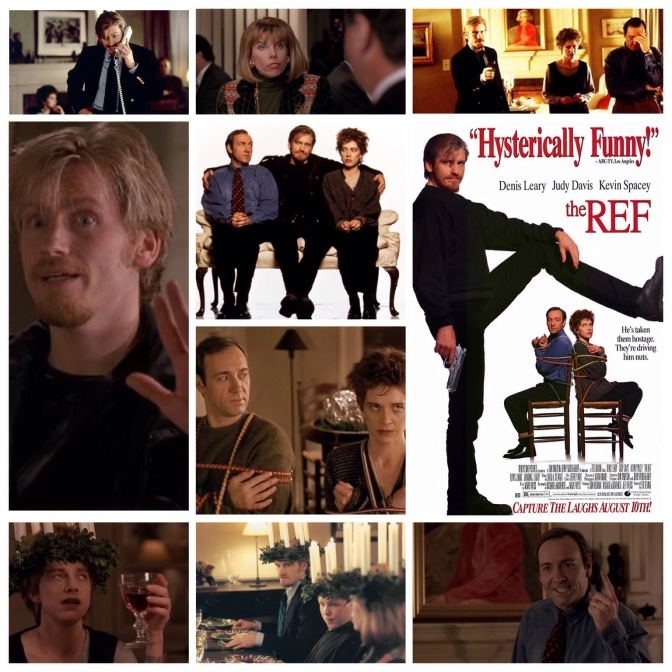 Ted Demme's The Ref: A Review By Nate Hill