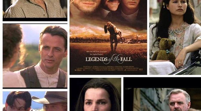 Edward Zwick's Legends Of The Fall: A Review By Nate Hill