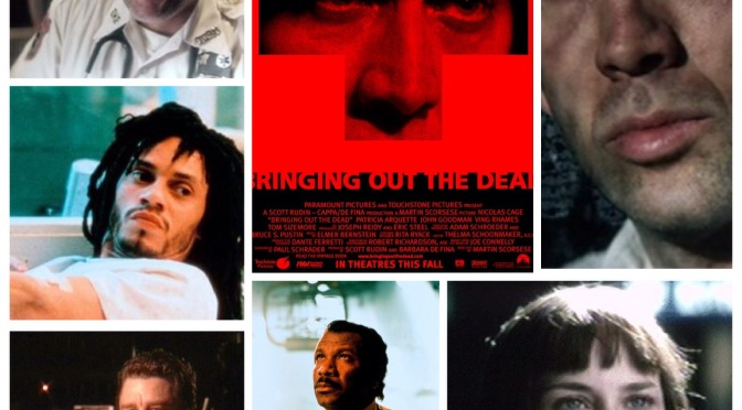 Psychology Of Film Episode 2~Paramedic Fever Dreams: Martin Scorsese's Bringing Out The Dead