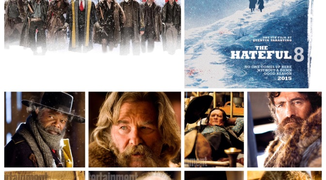 Quentin Tarantino's The Hateful Eight: A Review By Nate Hill