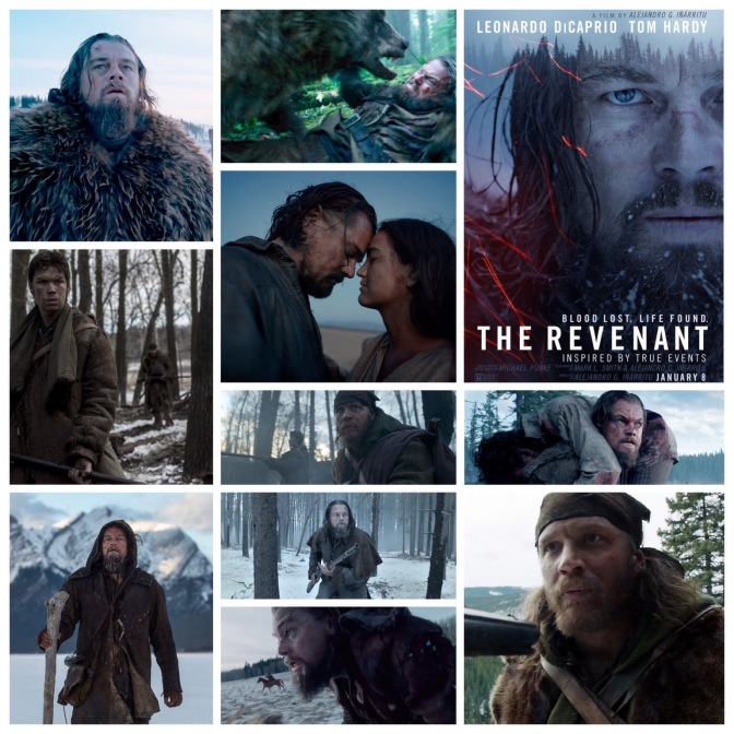 The Revenant: A review by Nate Hill