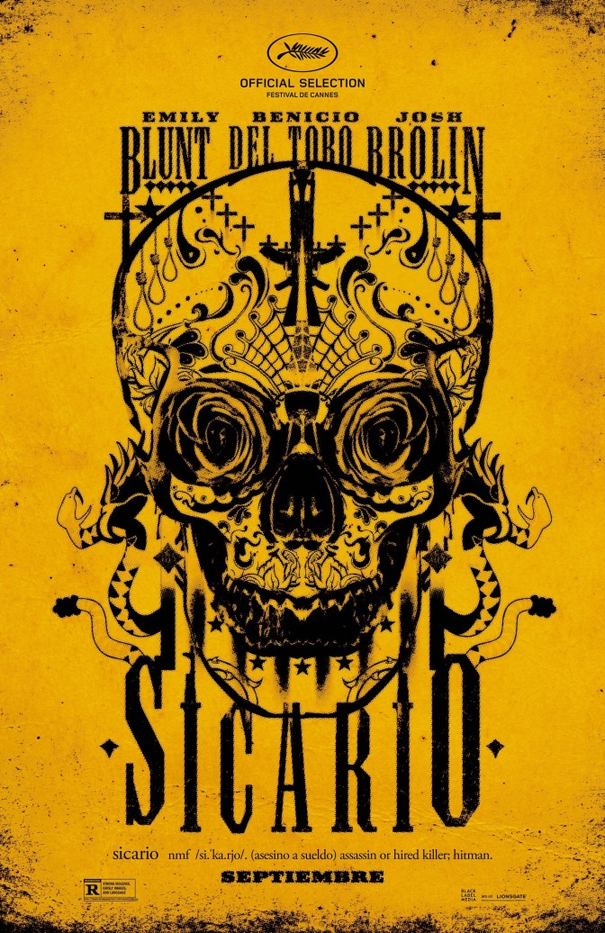 Sicario – A Review by Josh Hains