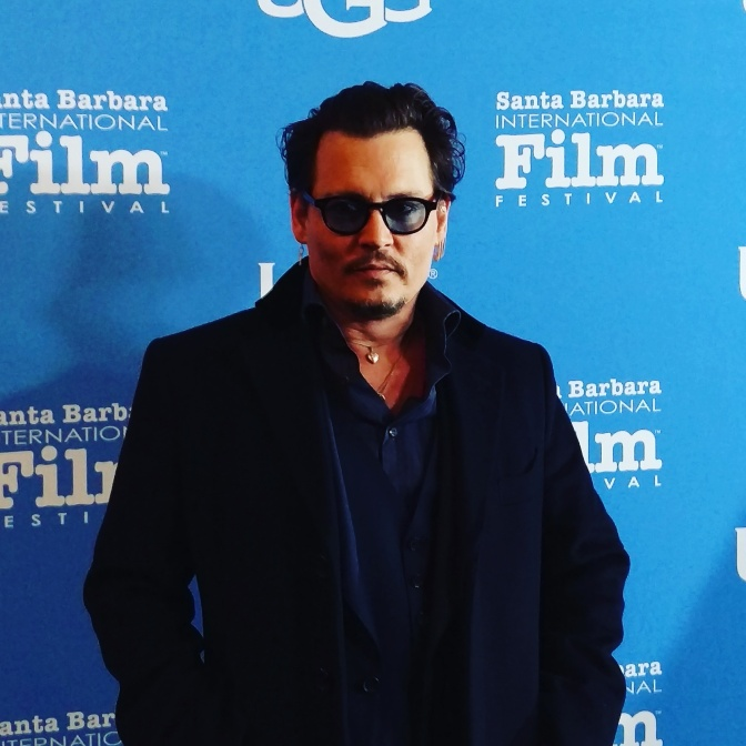 31st Santa Barbara International Film Festival: Leonard Maltin Modern Master – Johnny Depp