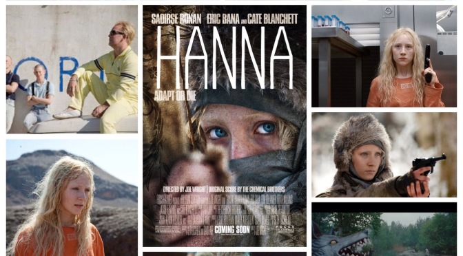Joe Wright's Hanna: A review by Nate Hill