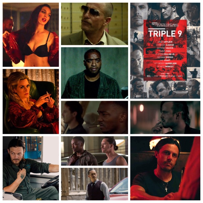 John Hillcoat's Triple 9: A review by Nate Hill