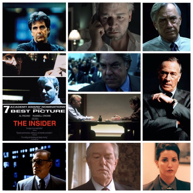 Michael Mann's The Insider: A Review by Nate Hill