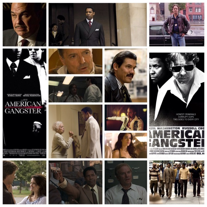 Ridley Scott's American Gangster: A Review by Nate Hill
