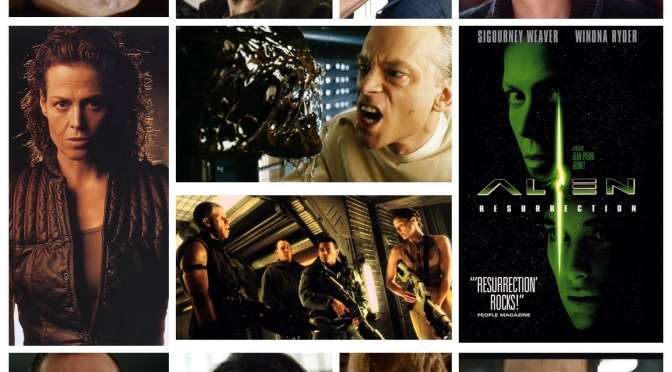Alien Resurrection: A Review by Nate Hill
