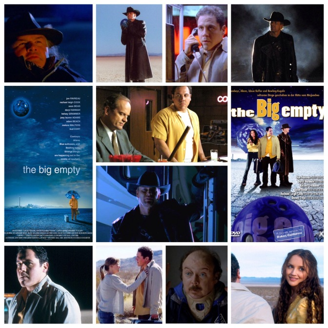 The Big Empty: A Review by Nate Hill