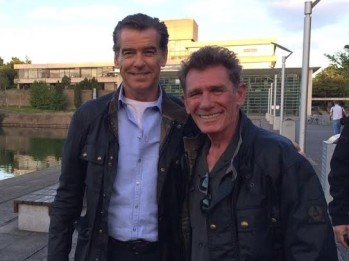 Wisher Brosnan