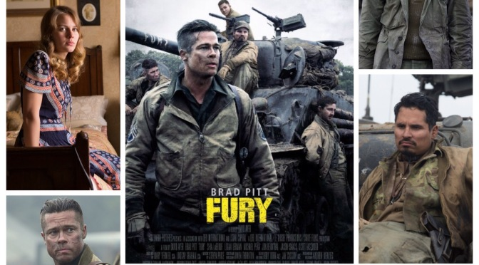 David Ayer's Fury: A Review by Nate Hill