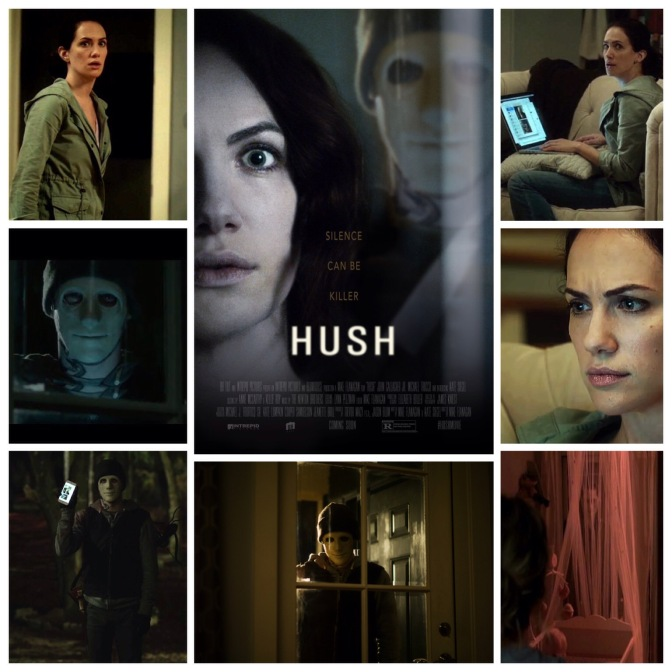Hush: A Review By Nate Hill