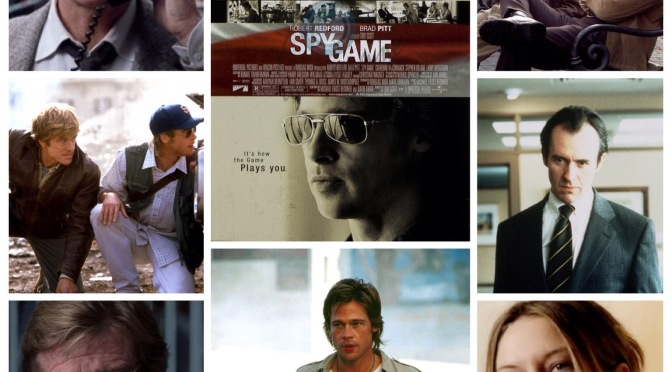 Tony Scott's Spy Game: A Review by Nate Hill