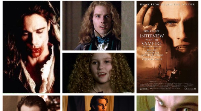Neil Jordan's Interview With The Vampire: A Review by Nate Hill