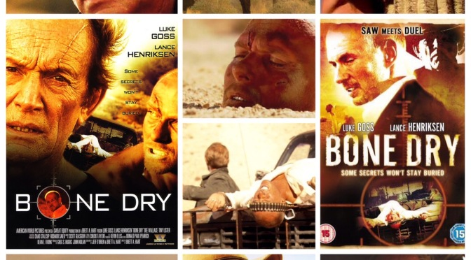 B Movie Glory with Nate: Bone Dry