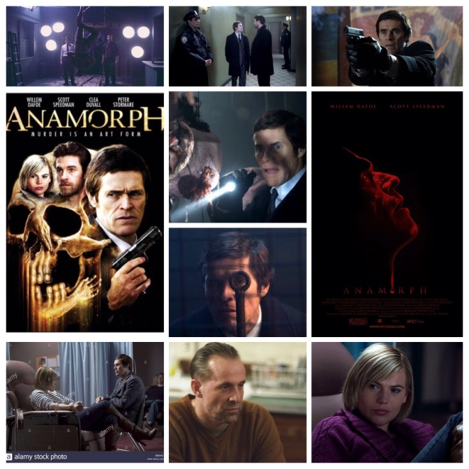 Anamorph: A Mini Review by Nate Hill