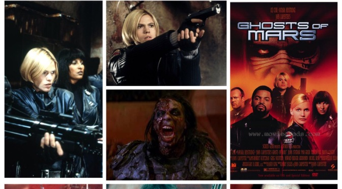 John Carpenter's Ghosts Of Mars: A Review by Nate Hill