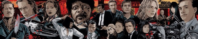 Top Ten Quentin Tarantino Characters: A Write Up by Nate Hill