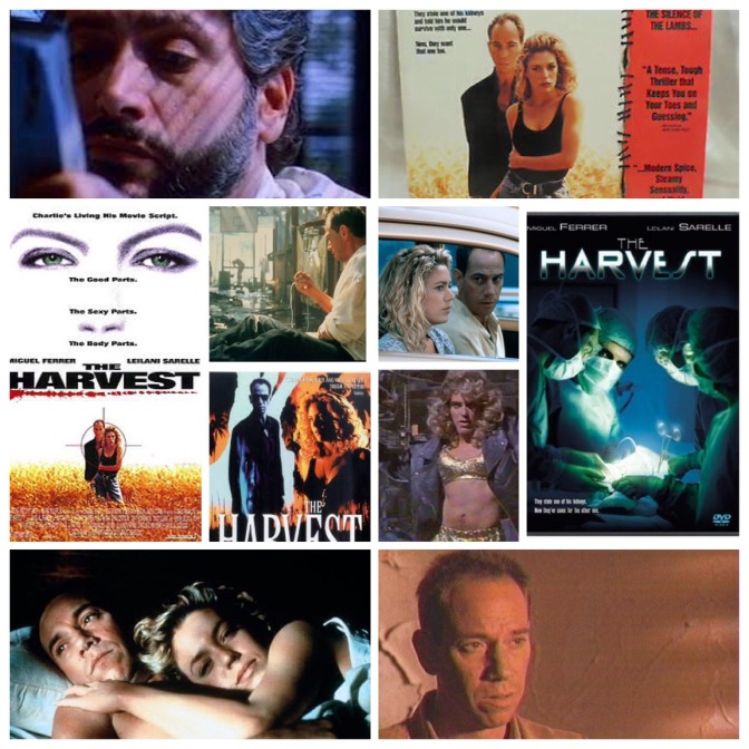 B Movie Glory With Nate: The Harvest