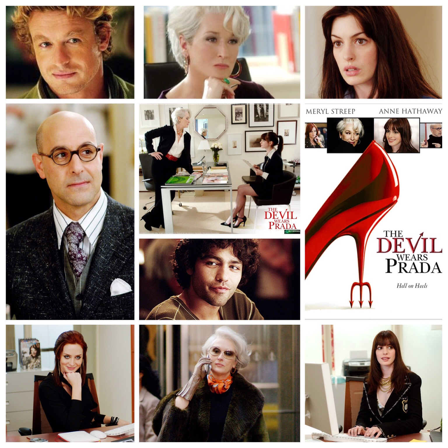 the devil wears prada a review Everyone loves a cinderella makeover, especially when its setting is catapulted in time to the formidably spotless, lacquered world of modern fashion magazines the makers of the devil wears prada seem, in fact, to be banking on it which may be why they inserted a fairy tale metamorphosis into.