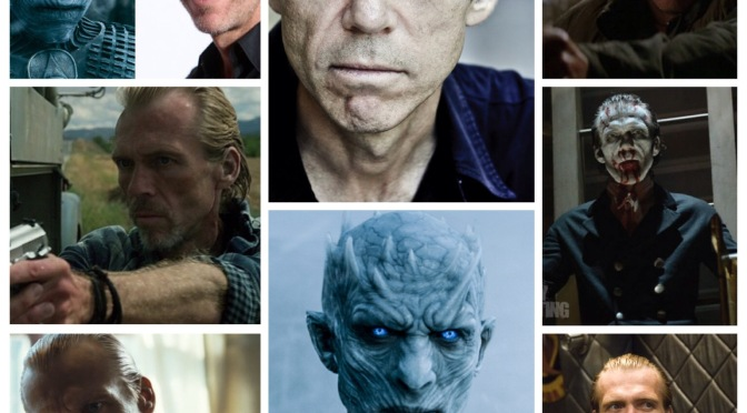 Commanding the White Walkers, orphaning Bruce Wayne and more- A chat with actor Richard Brake: An interview by Nate Hill