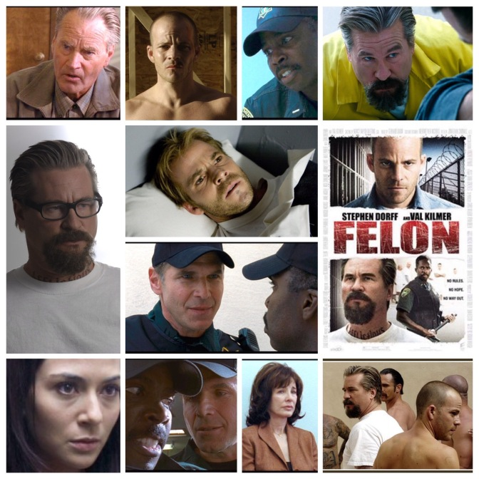 Felon: A Review by Nate Hill