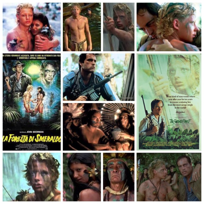 John Boorman's The Emerald Forest: A Review by Nate Hill