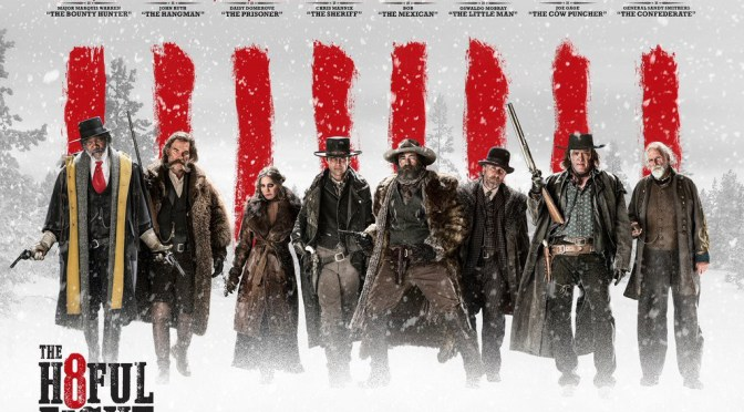 Quentin Tarantino's THE HATEFUL EIGHT – A Review by Frank Mengarelli