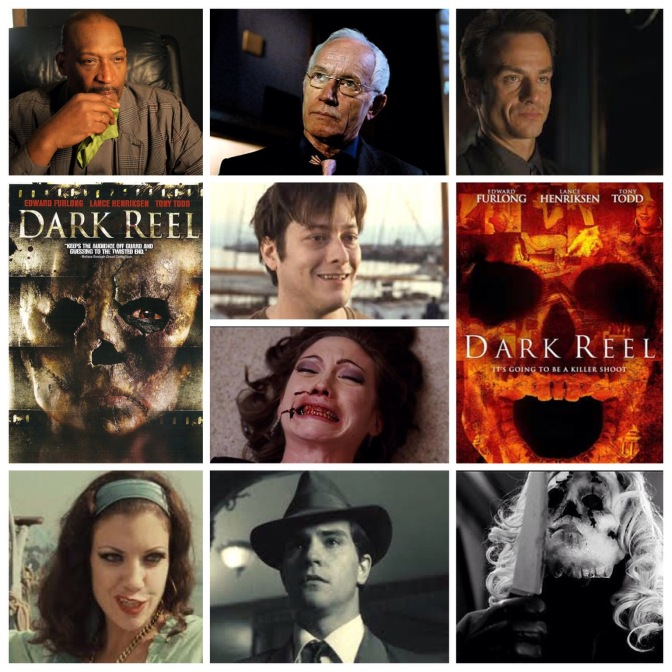 B Movie Glory With Nate: Dark Reel
