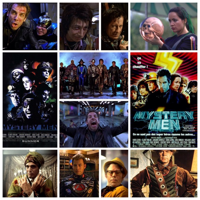 Mystery Men: A Review by Nate Hill