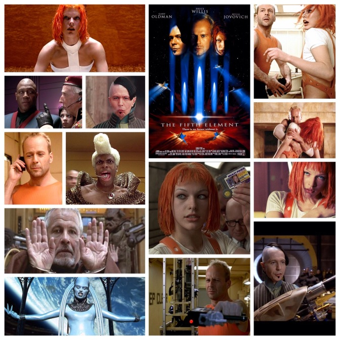 The Fifth Element: A Review by Nate Hill