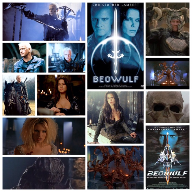 B Movie Glory with Nate: Beowulf
