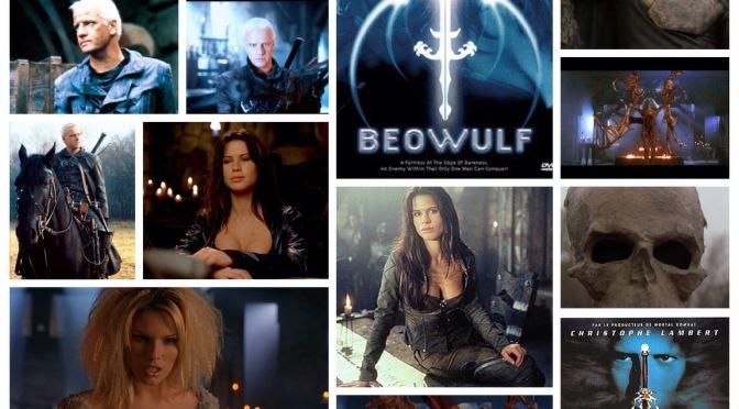 B Movie Glory with Nate: Beowulf