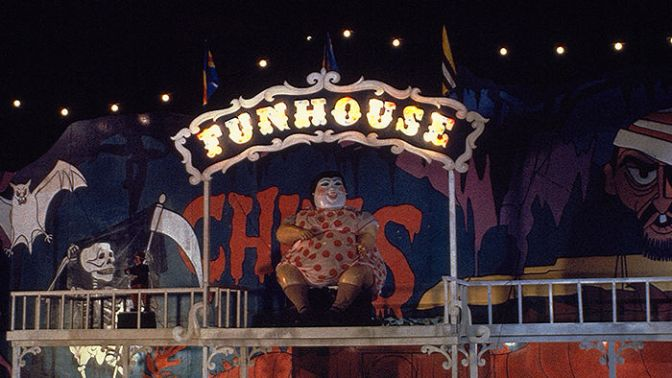 THE FUNHOUSE (1981) – A REVIEW BY PATRICK CRAIN
