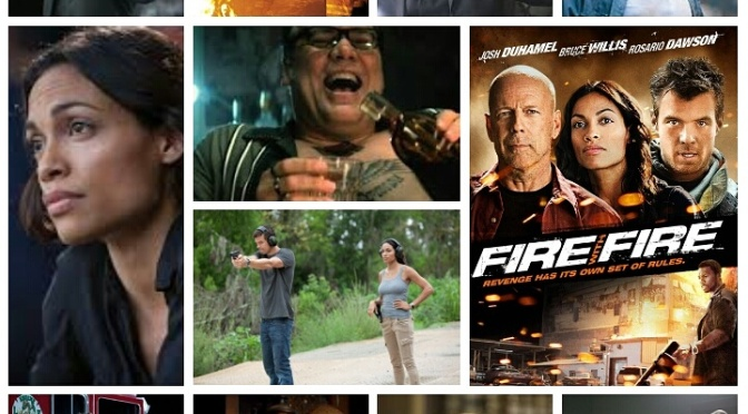 B Movie Glory with Nate: Fire With Fire