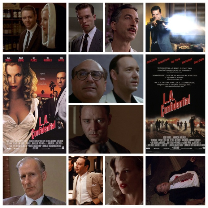 L.A. Confidential: A Review by Nate Hill