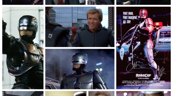 Paul Verhoeven's Robocop: A Review by Nate Hill