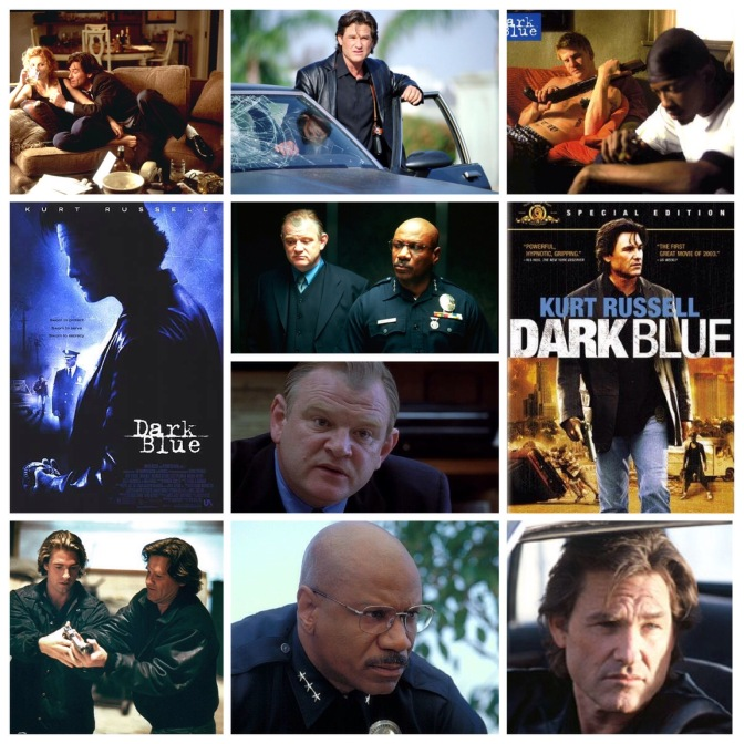 Dark Blue: A Review by Nate Hill
