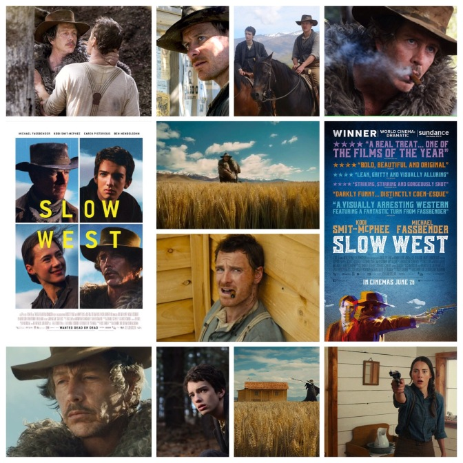Slow West: A Review by Nate Hill