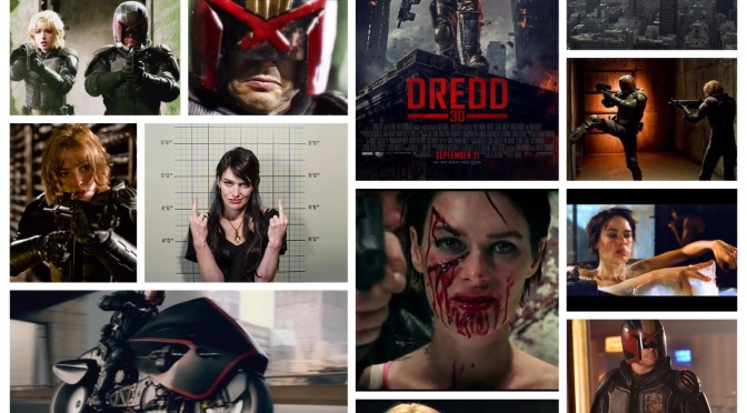 Dredd: A Review By Nate Hill