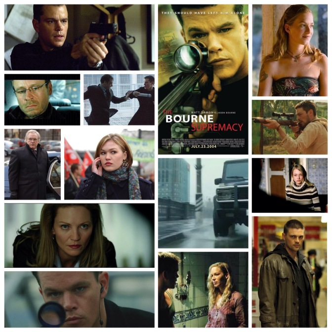 The Bourne Supremacy: A Review by Nate Hill