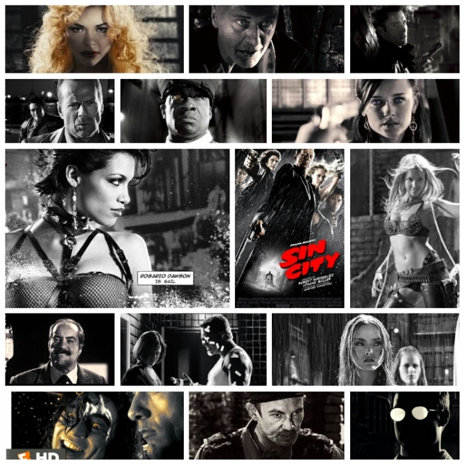 Sin City: A Review by Nate Hill
