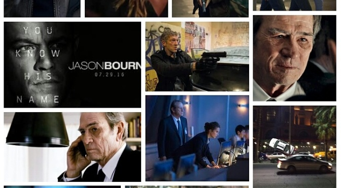 Jason Bourne: A Review by Nate Hill