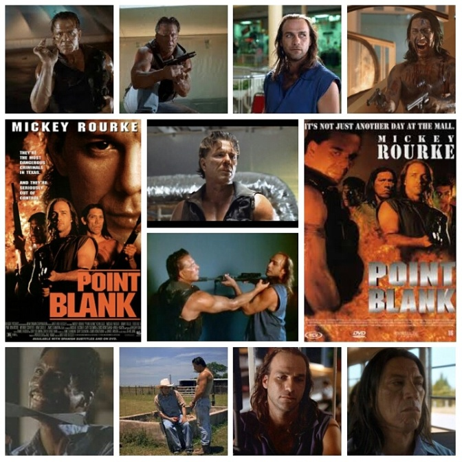 B Movie Glory with Nate: Point Blank